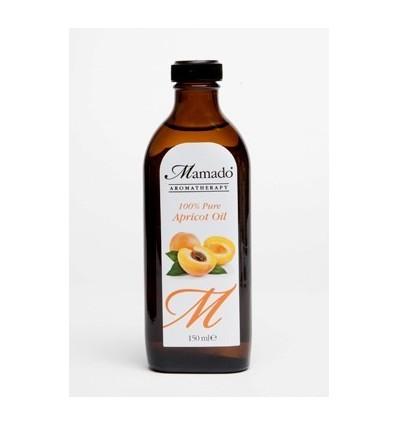 MAMADO Nerafinuotas abrikosų aliejus, 150 ml