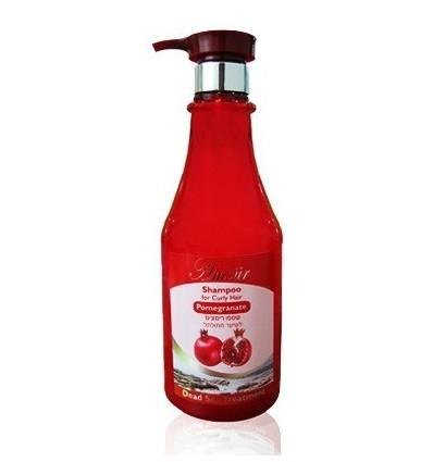 SHEMEN AMOUR Šampūnas su granatų sėklutėmis besiveliantiems plaukams, 750 ml