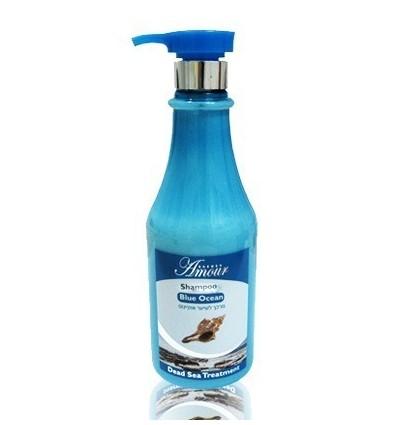 SHEMEN AMOUR Šampūnas su jūros mineralais kasdieniam naudojimui, 750 ml