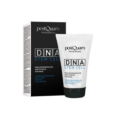 POSTQUAM DNA Stipriai odą regeneruojantis kremas vyrams, 50 ml