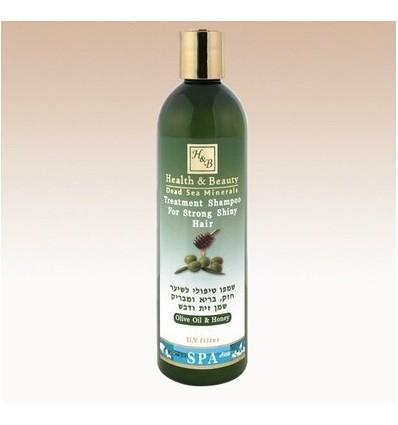 HEALTH & BEAUTY Šampūnas alyvuogių aliejus ir medus, 400 ml