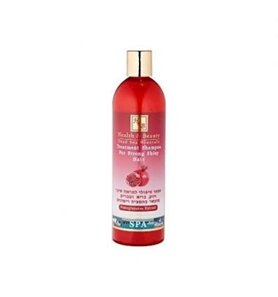 HEALTH & BEAUTY Šampūnas su granatų ekstraktu, 400 ml