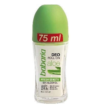 BABARIA Rutulinis dezodorantas Fresh, 75 ml
