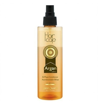 POSTQUAM Dvifazis plaukų kondicionierius su argano aliejumi, 250 ml