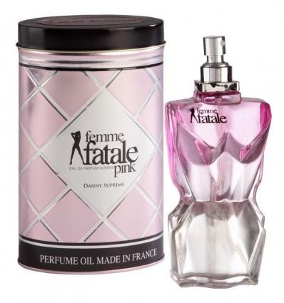 Kvepalai FEMME FATALE PINK EDP, 100 ml