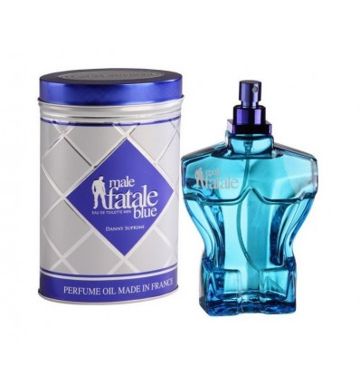 Kvepalai MALE FATALE BLUE  EDT, 100 ml