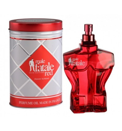 Kvepalai MALE FATALE RED EDT, 100 ml