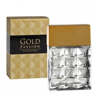 Kvepalai GOLD PASSION FOR MEN EDT, 100 ml