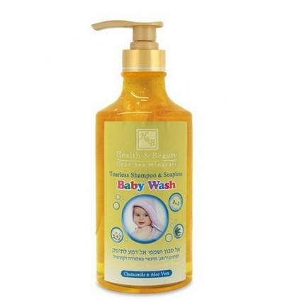 HEALTH & BEAUTY Vaikiškas šampūnas - gelis, 780 ml