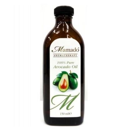MAMADO Nerafinuotas avokado aliejus, 150 ml