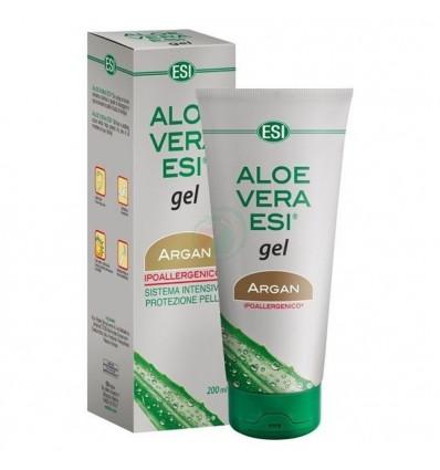 ESI Alavijo gelis su argano aliejumi, 200 ml