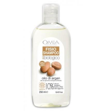 OMIA Ekologiškas šampūnas su argano aliejumi, 250 ml