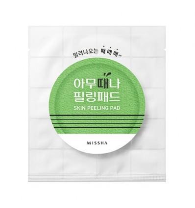MISSHA Skin Peeling Pad šveičiamoji kempinėlė, 7 ml