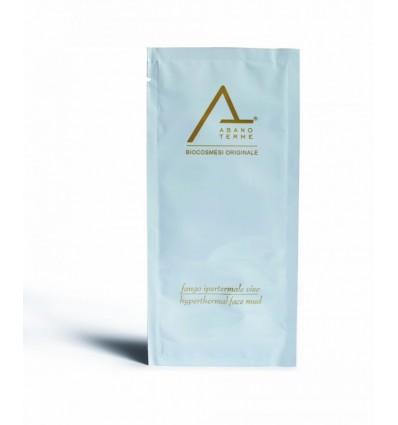 ABANO TERME veido ir kūno purvas su hiperterminiu vandeniu Hyperthermal face mud, 1 vnt.