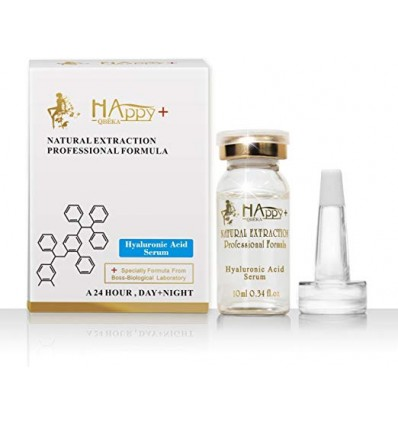 HAPPY+ Hialurono rūgšties serumas, 10 ml