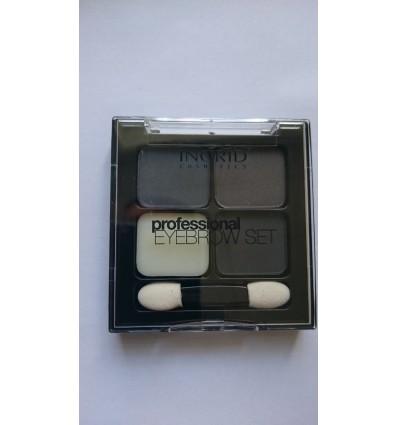 INGRID antakių dažų paletė, 5 g