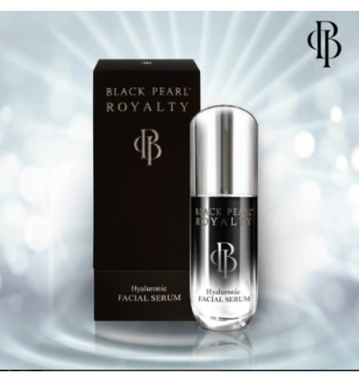 BLACK PEARL ROYALTY HIALURONIC VEIDO SERUMAS