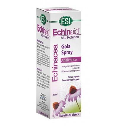 ESI Purškalas gerklei ECHINAID, 20 ml