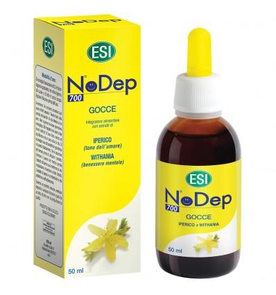 ESI Maisto papildas NODEP, skystis - natūralus antidepresantas, 50 ml