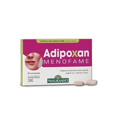Maisto papildas NATURANDO Adipoxan Menofame, 30 kaps.