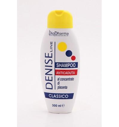 BIOPHARMA Šampūnas su placentos ekstraktu DENISE, 300 ml