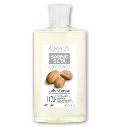 OMIA Natūrali dušo želė su argano aliejumi, 400 ml