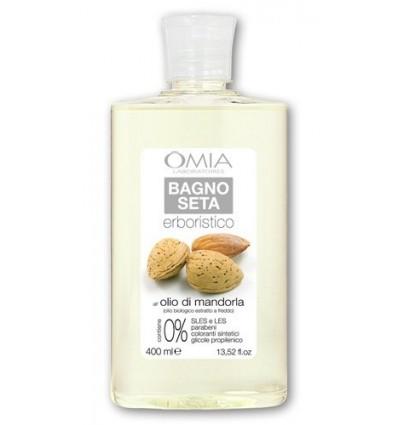 OMIA Natūrali dušo želė su migdolų aliejumi, 400 ml