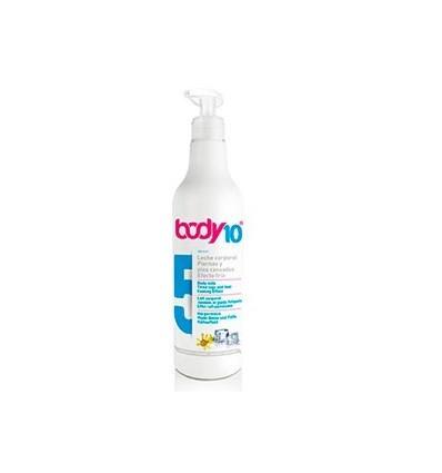 DIET ESTHETIC Kūno pienelis šaldantis kojas BODY 10 Nr. 5, 500 ml