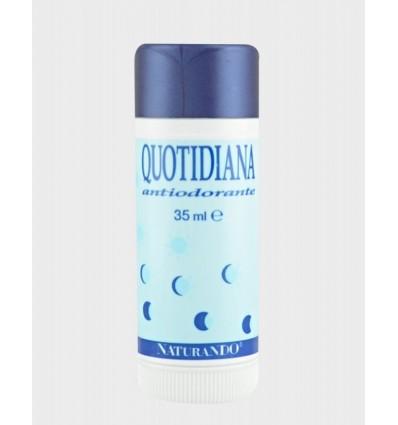 NATURANDO Tepamas dezodorantas QUOTIDIANA (su dėžute), 30 ml