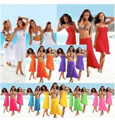 Šios vasaros topas suknelė 3x1